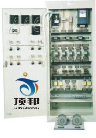 仪表照明及单三相电机控制实训装置