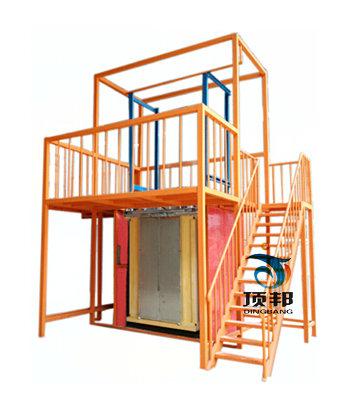 电梯轿厢拆装实训考核装置