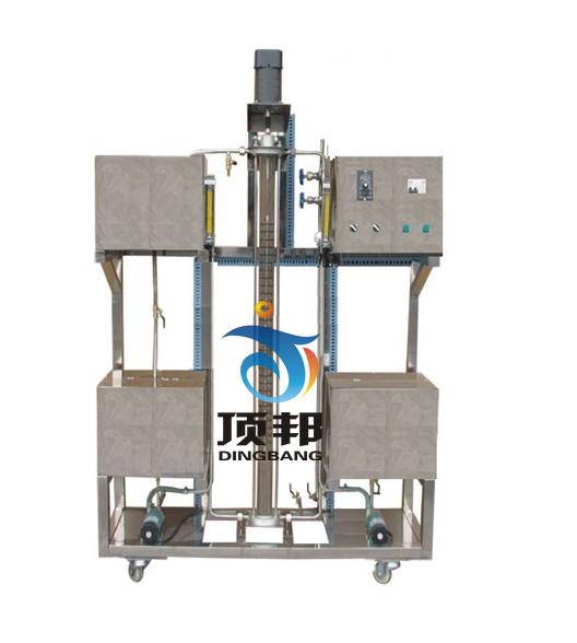 振动筛板萃取实验装置