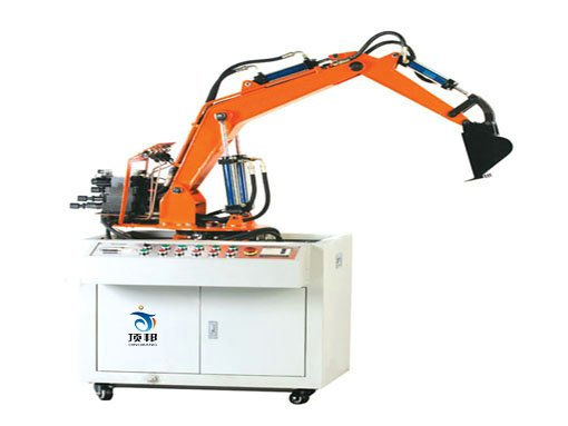 挖掘机液压工程机械实训台