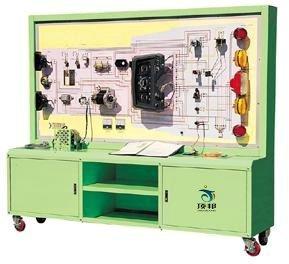 工程机械整机电器实训台