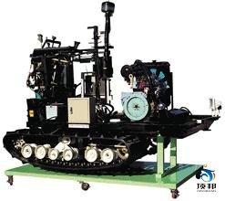 工程机械整机解剖模型