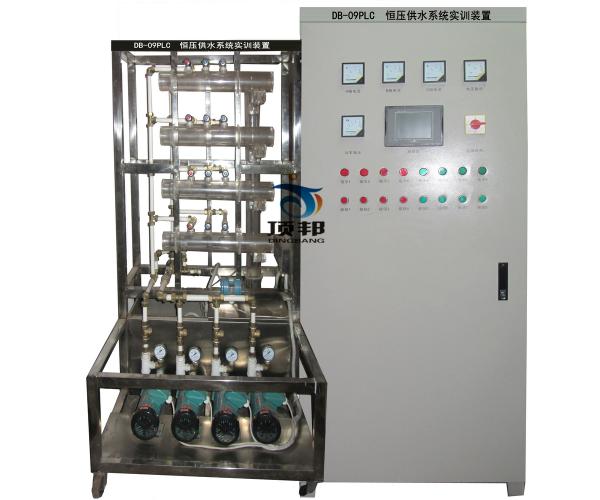 恒压供水系统实训装置