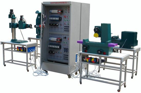 机床电气线路(四合一)考核实训装置