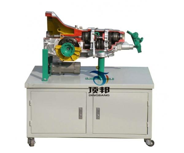 桑塔纳五档手动变速器实验台